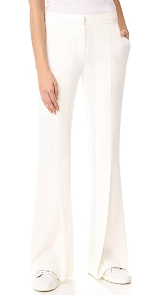 GOEN.J Wide Leg Pants - Ivory