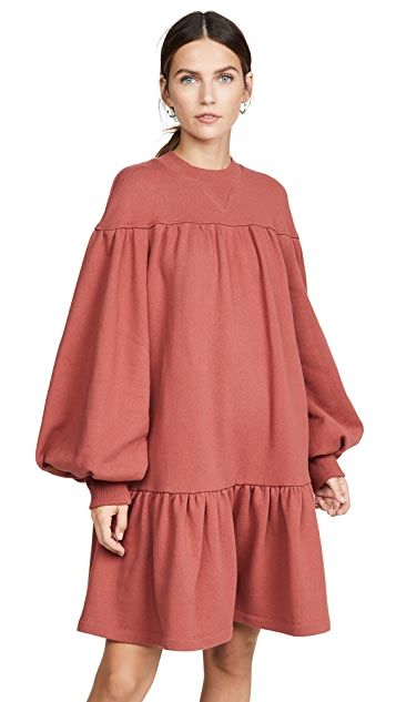 GOEN.J Cotton Mini Dress