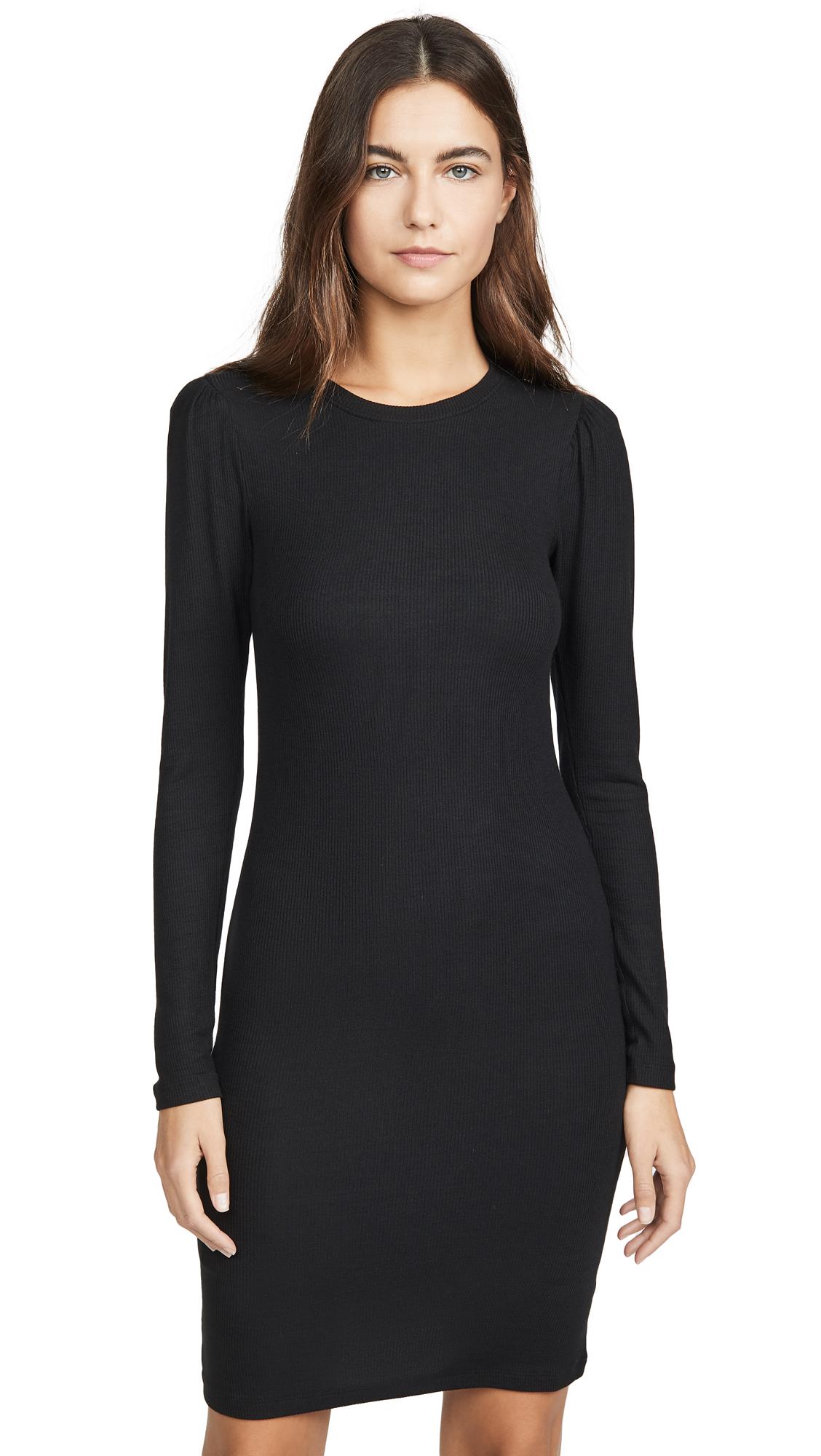 Buy Goldie online - photo of Goldie Ribbed Dress