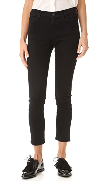 GOLDSIGN Isabelle Slim Fit Ankle Jeans