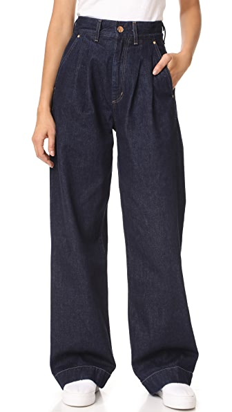 THE TROUSER JEANS