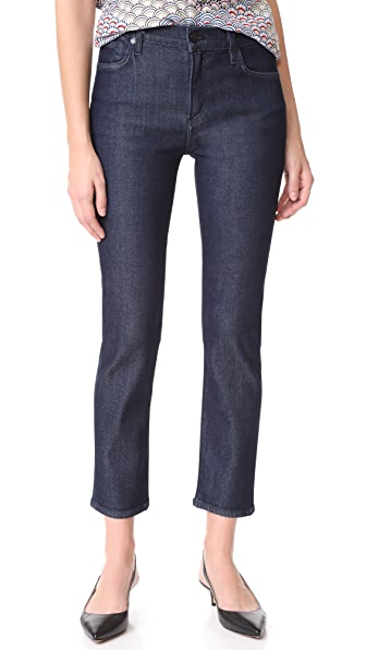 GOLDSIGN The Semi Fit Slim Straight Jeans - Ink
