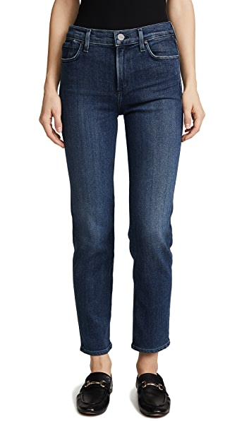 GOLDSIGN The Semi Fit Slim Straight Jeans In Jubilee