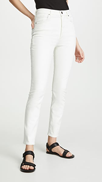 Goldsign Jeans THE HIGH RISE SLIM JEANS