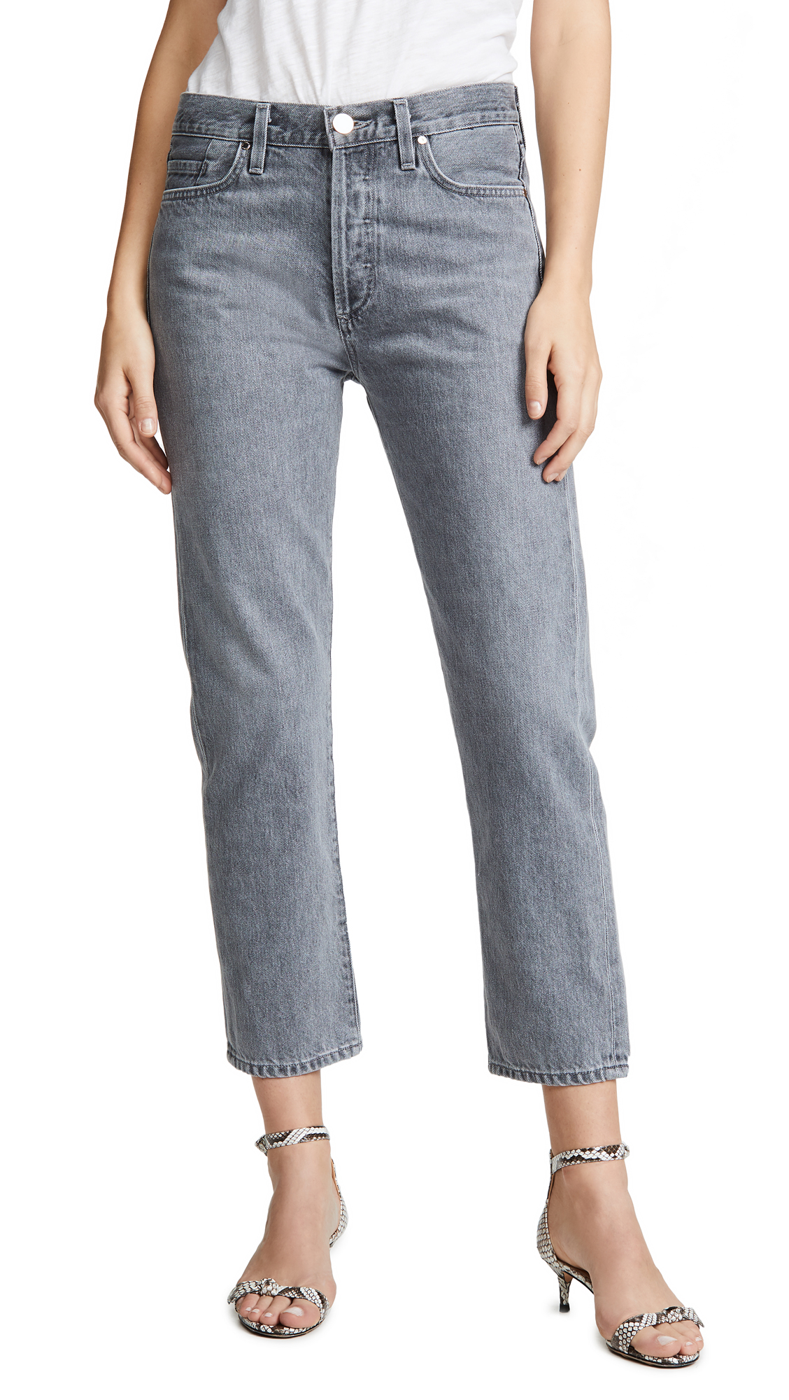 Buy GOLDSIGN online - photo of GOLDSIGN The Low Slung Jeans