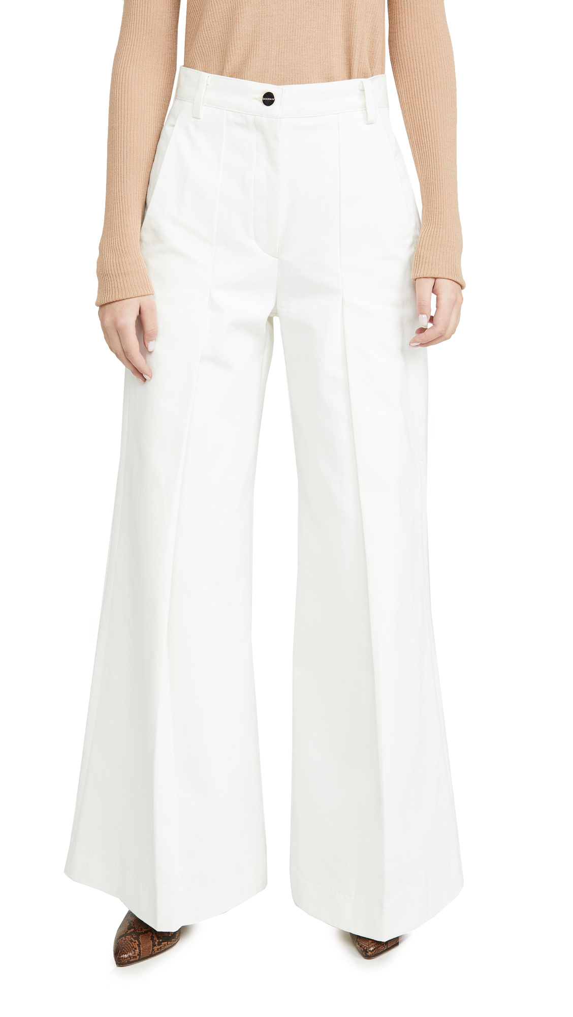 Buy GOLDSIGN online - photo of GOLDSIGN The Clean Trousers