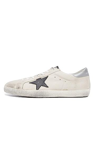 Golden Goose Superstar Nubuck Sneakers