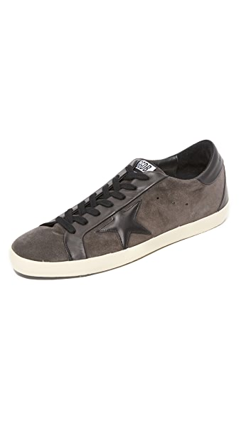 Golden Goose Superstar Bespoke Leather Sneakers