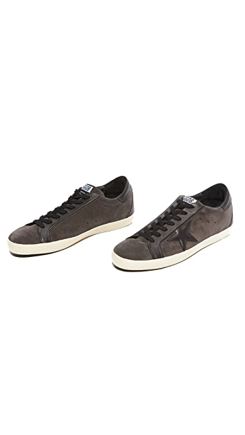 Golden Goose Superstar Bespoke Leather Sneakers