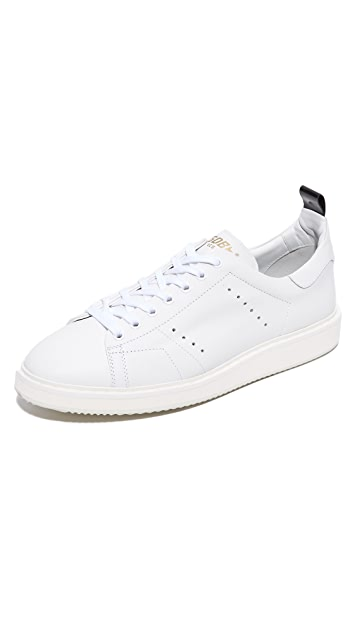 Golden Goose Starter Leather Sneakers