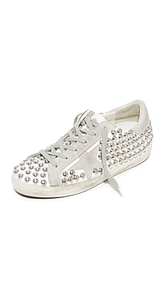 Golden Goose Superstar Old Sneakers - White