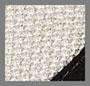 White Cord/Silver Lurex