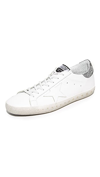 Golden Goose Anniversary Superstar Sneakers