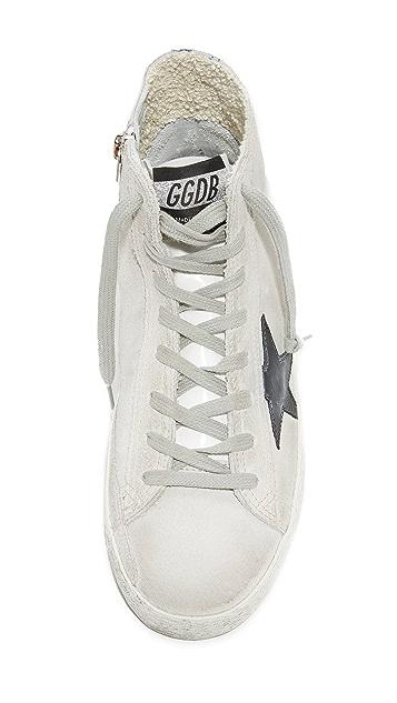 Golden Goose Francy High Top Sneakers