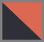 Blue/Suede/Orange