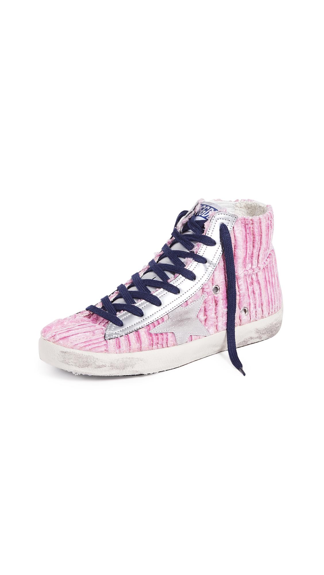 Golden Goose Francy Sneakers - Pink/Pink