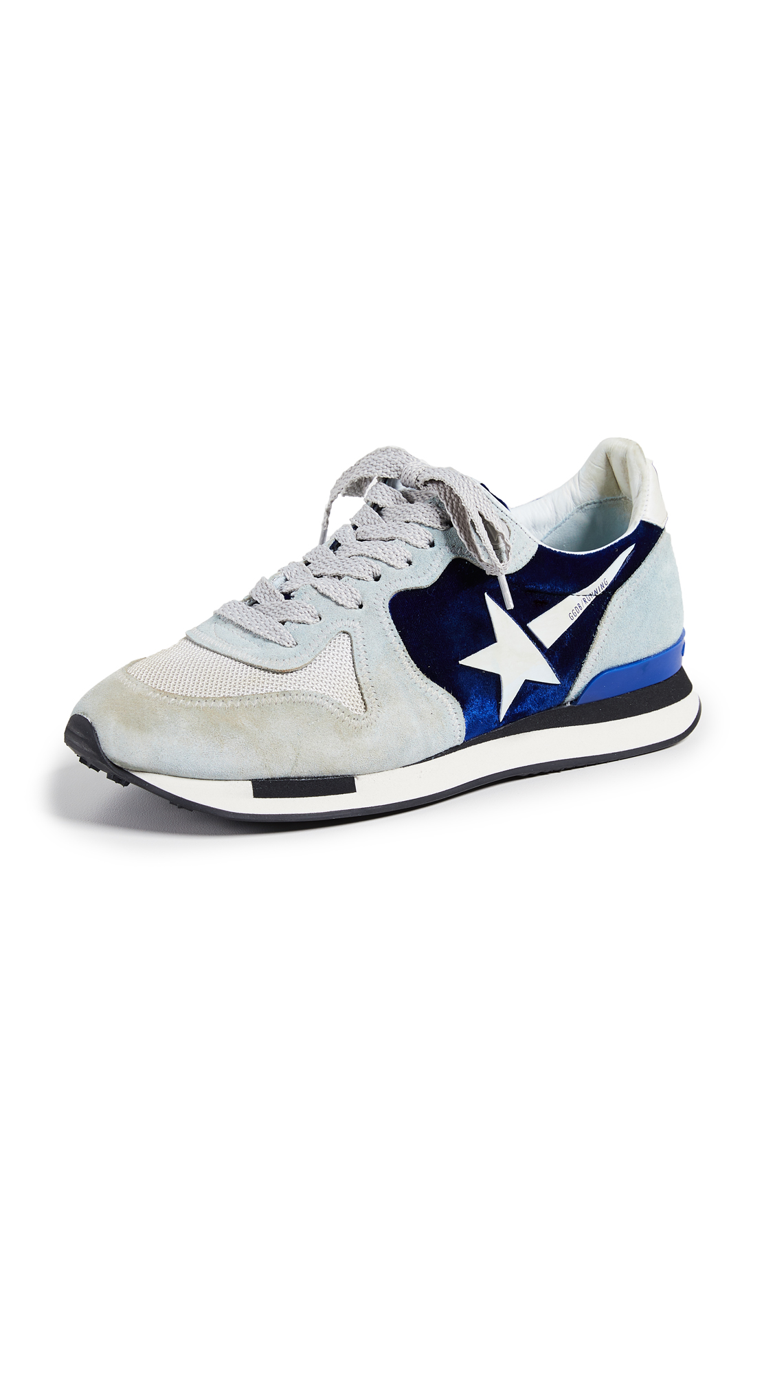 Golden Goose Running Sneakers - Blue/Light Blue