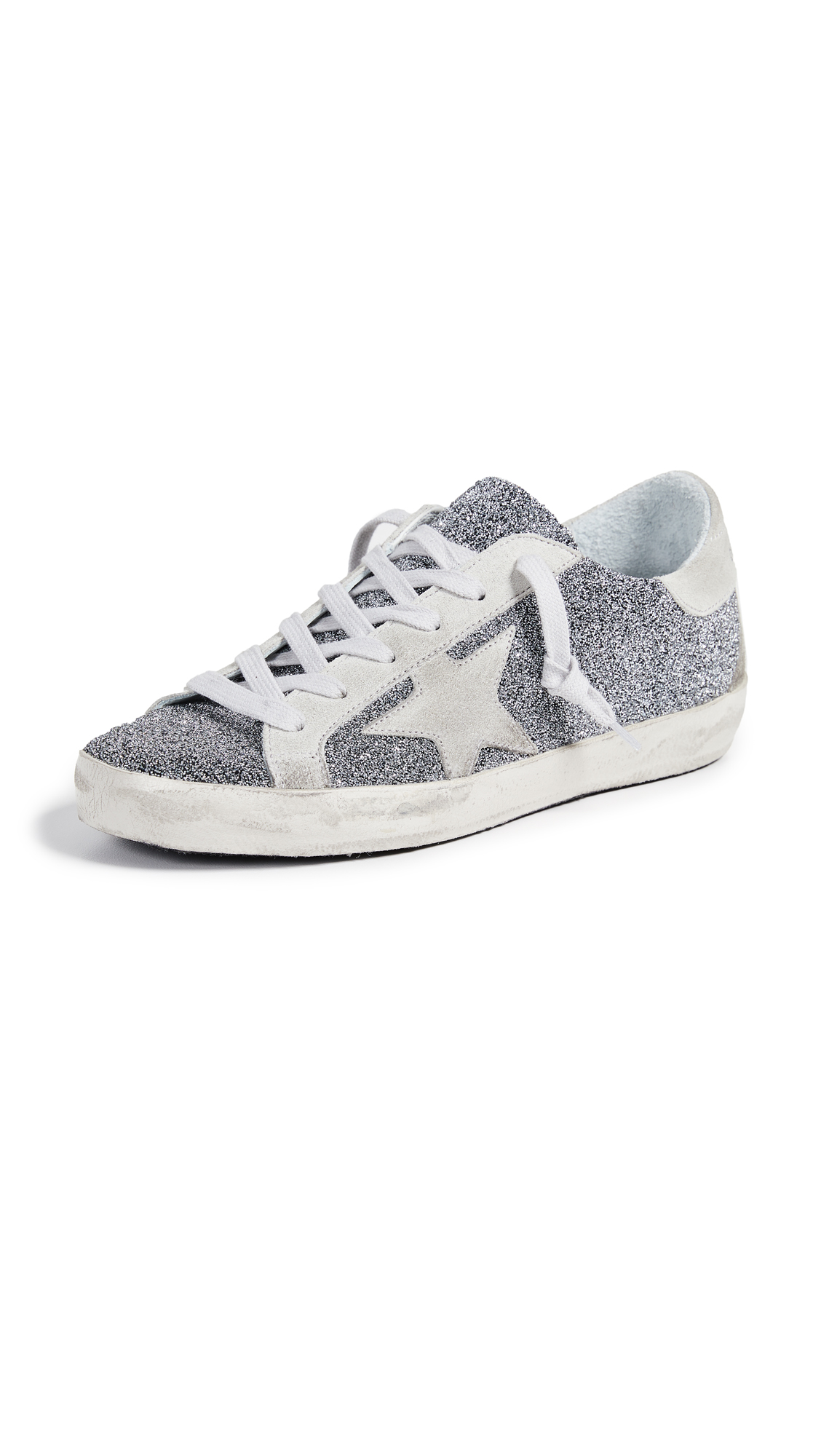 Golden Goose Superstar Sneakers - Crystal Galaxy