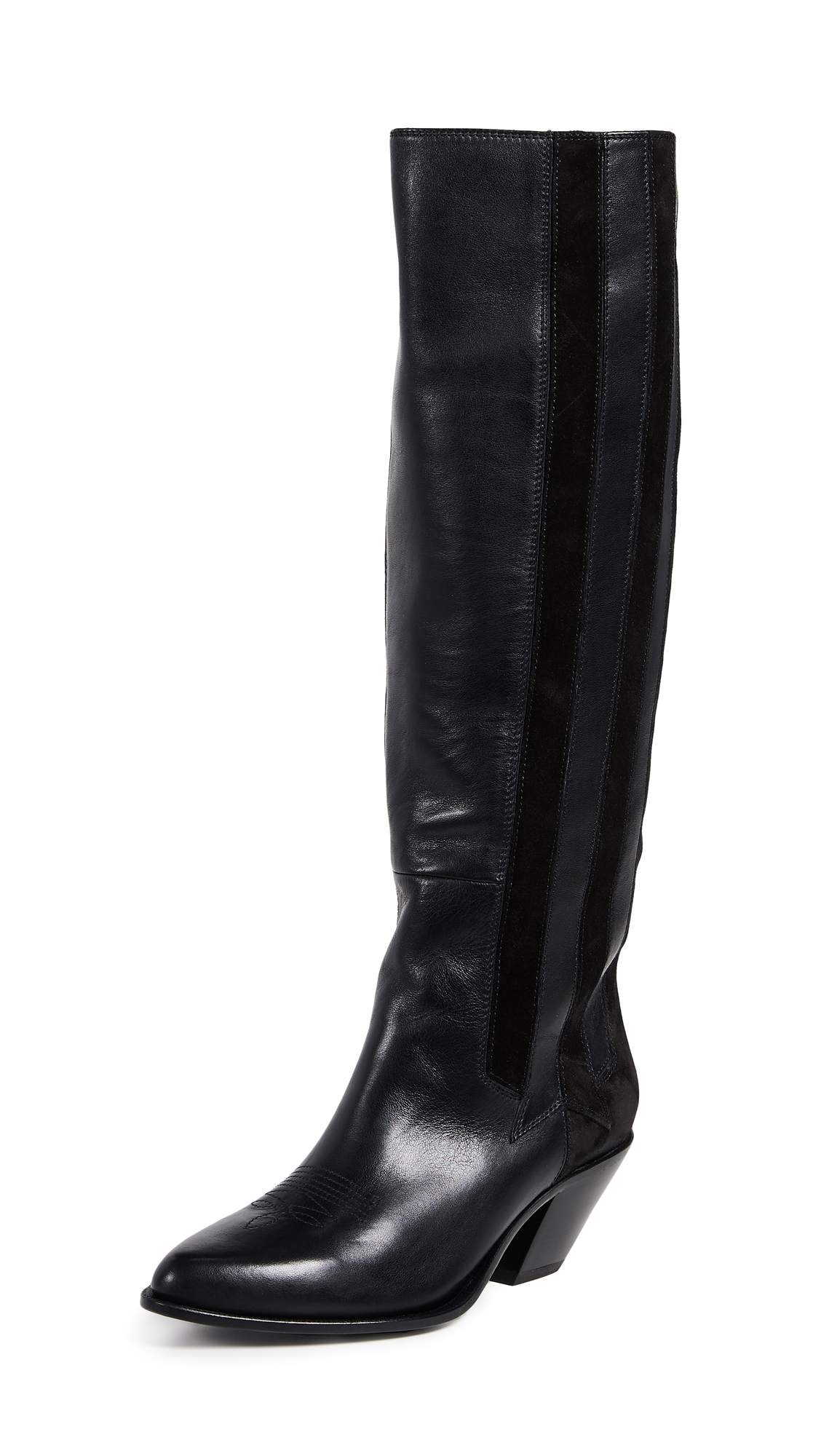 Golden Goose Nebbia Boots - Black
