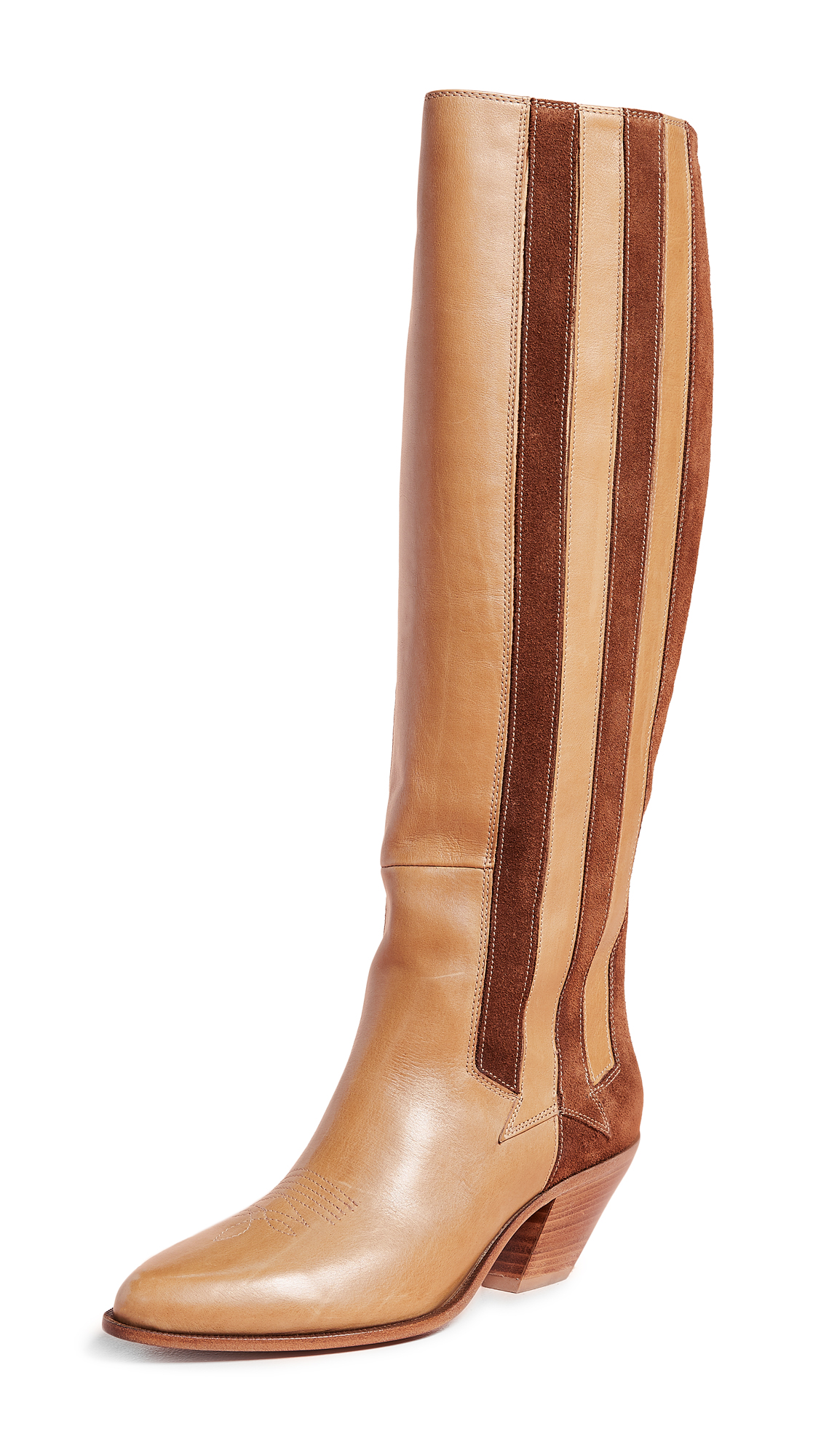 Golden Goose Nebbia Boots - Brown