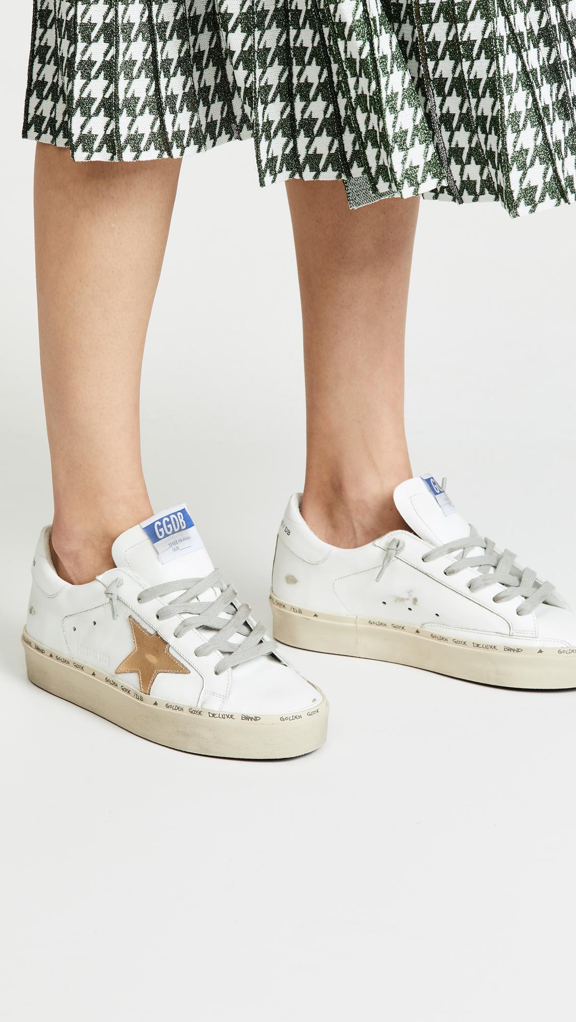 f5988548229a Golden Goose Hi Star Sneakers