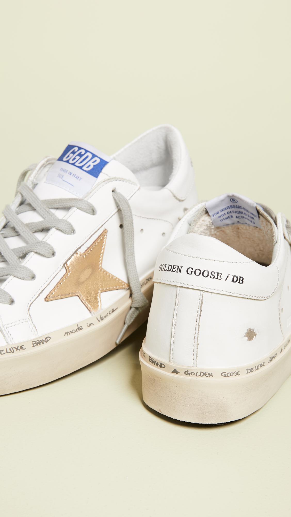 5963d669ddde7 Golden Goose Hi Star Sneakers | SHOPBOP
