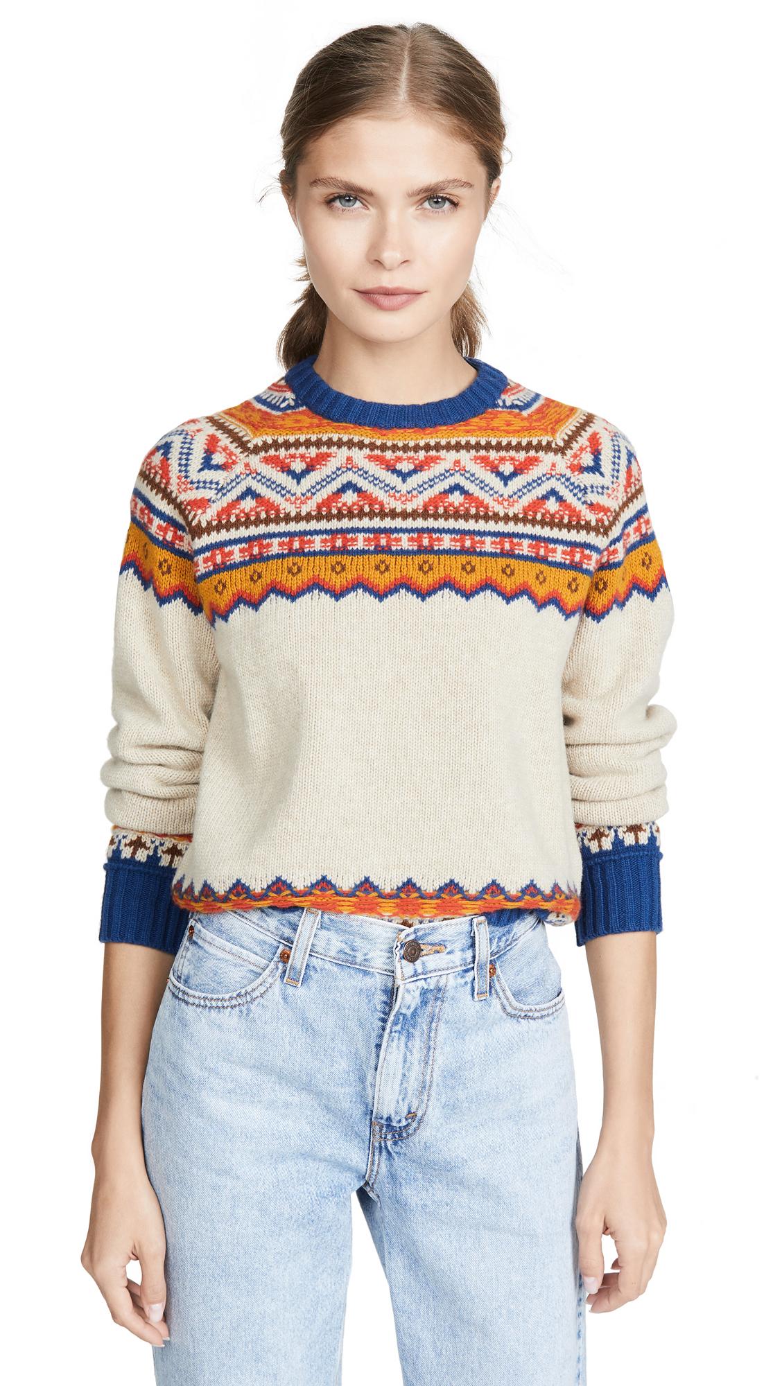 Buy Golden Goose online - photo of Golden Goose Round Neck Sweater