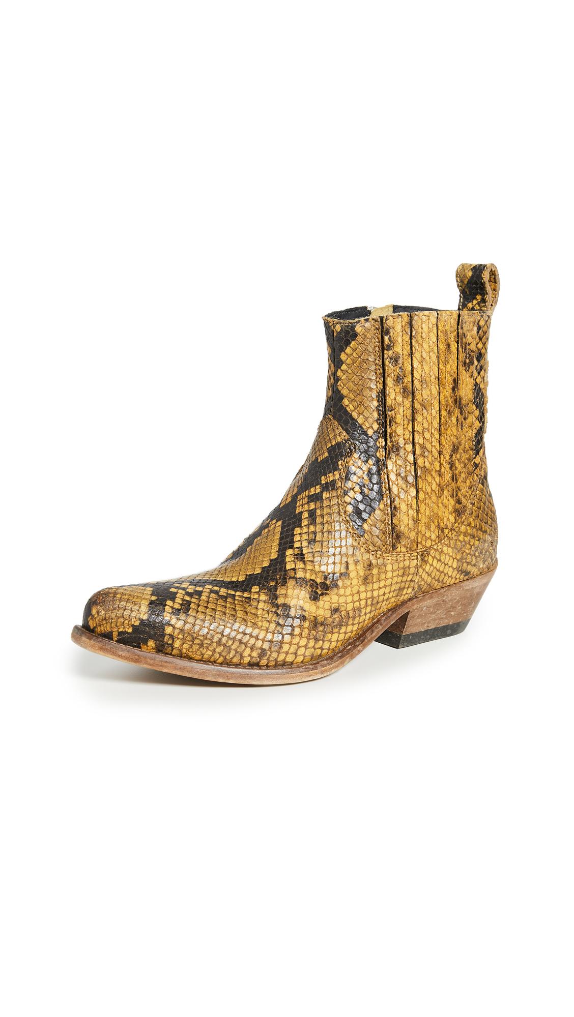Buy Golden Goose Santiago Boots online, shop Golden Goose