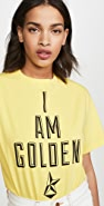 Golden Goose 金色 T 恤