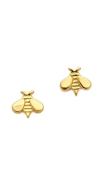 Gorjana Honeybee Studs