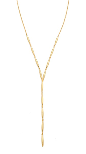 Gorjana Emma Lariat Necklace