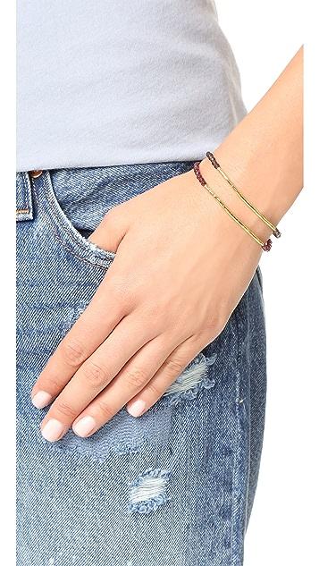 Gorjana Power Gemstone Bracelet for Energy