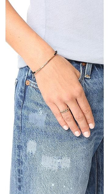 Gorjana Power Gemstone Bracelet for Protection