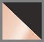 Rose Gold/Black Onyx