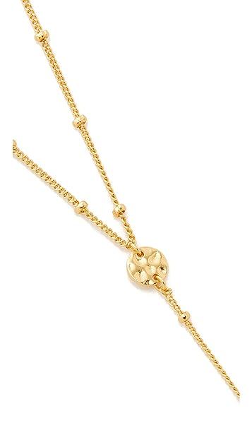 Gorjana Baja Lariat Necklace