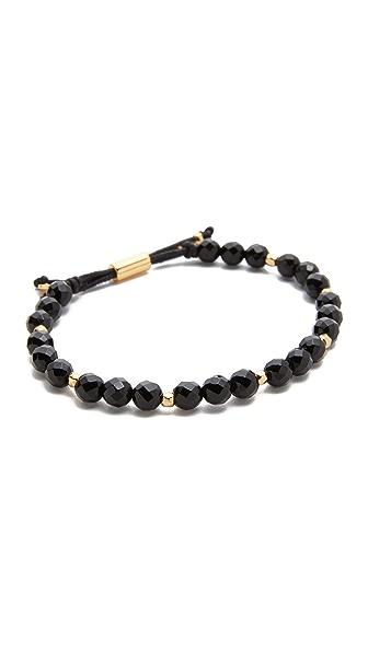 Gorjana Power Onyx Bracelet for Protection