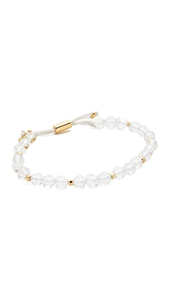 Gorjana Power Gemstone Beaded Bracelet for Clarity