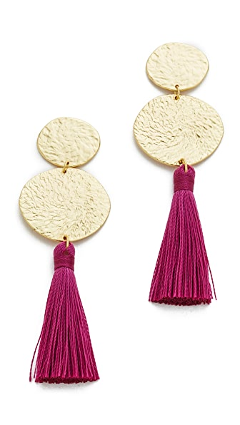 Gorjana Phoenix Stud Earrings
