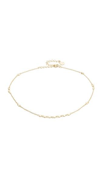 Gorjana Chloe Mini Choker Necklace