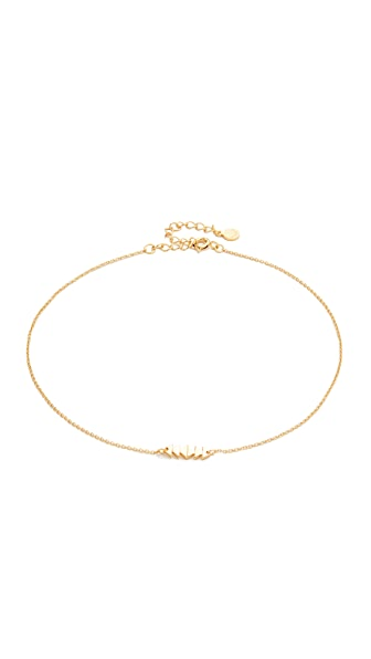Gorjana Mika Choker Necklace