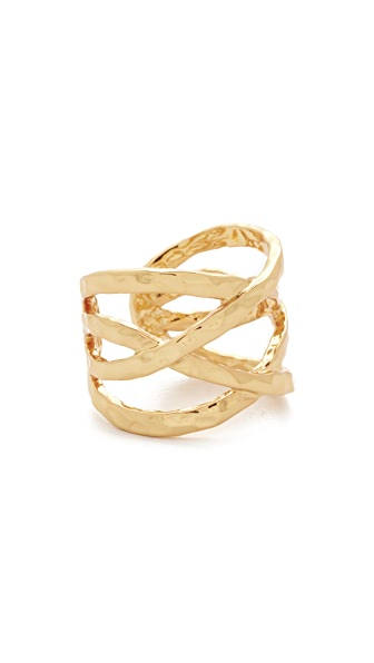 Gorjana Keaton Ring - Gold