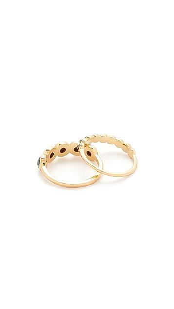 Gorjana Gypset Ring Set