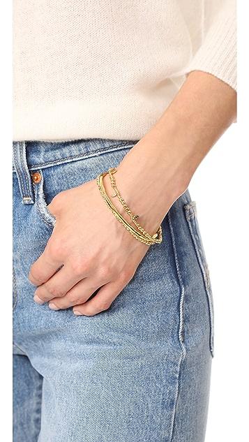 Gorjana Leucadia Beaded Adjustable Bracelet