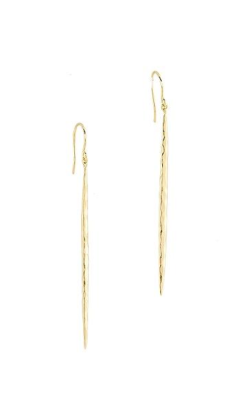 Gorjana Nora Dagger Drop Earrings - Gold