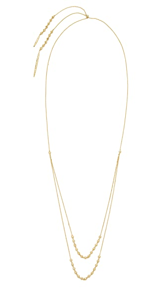 Gorjana Torri Layered Versatile Necklace - Gold