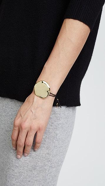Gorjana Chloe Leather Bracelet