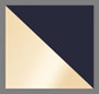 Sodalite/Gold
