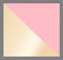 Pink Jasper/Gold