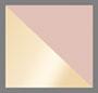 Rose Quartz/Gold