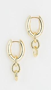 Gorjana Lou 链式耳环